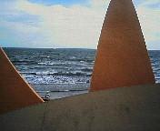 サニーから見た海