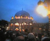 夜のアラビアンコースト