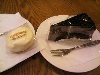 ケーキ(≧∇≦)