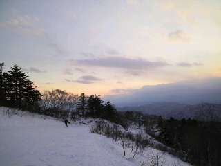 スキーに行ってきたよ♪